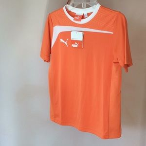 Puma youth soccer jersey